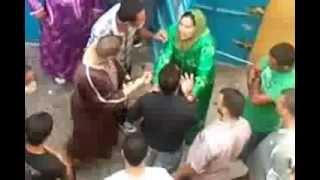 getlinkyoutube.com-فضيحة شوهه المغرب خالي من الرجال choha fadiha taz 3la maroc