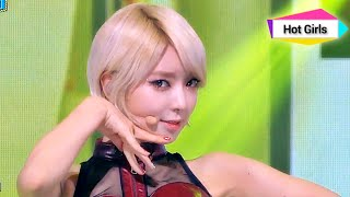 getlinkyoutube.com-AOA - Like a Cat, 에이오에이 - 사뿐사뿐, Show Champion 20141119