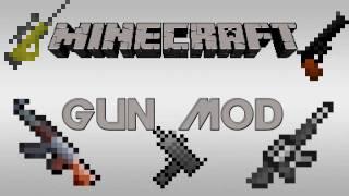 getlinkyoutube.com-Best Minecraft Mod | Heuristick´s Gun Mod | Snipers, Shotguns, Grenade Launchers & More !