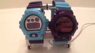 getlinkyoutube.com-HOW TO SWITCH THE BANDS ON A G-SHOCK