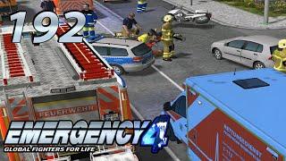 Emergency 4| Episode 192| Bieberfelde mod