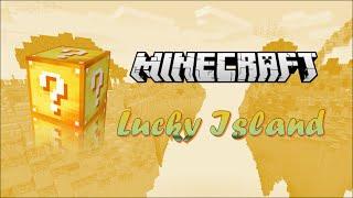 getlinkyoutube.com-(มินิเกมส์) Minecraft Lucky Islands : เพลิดเพลินกับการดิ่ง
