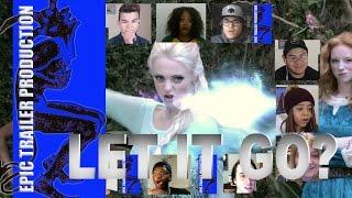 getlinkyoutube.com-SNOW WHITE vs ELSA: Princess Rap Battle reaction mashup  (by Whitney Avalon)
