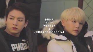 PUMA 2016 Advertisement - BTS - Jungkook cuts