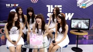 getlinkyoutube.com-[ENG SUB] 150728 GFriend The Show MV Talk