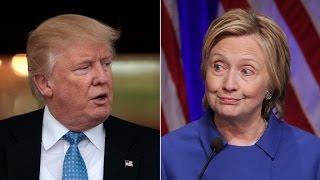 getlinkyoutube.com-Clinton and Trump aides clash
