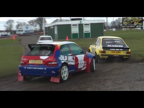 DCC Ingliston Stages Rally 2013 [HD]