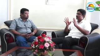 Special interview with Thulasi for Athavan TV