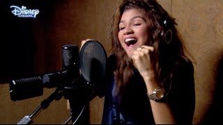 getlinkyoutube.com-K.C. Undercover - Theme Song Recording - Official Disney Channel UK HD