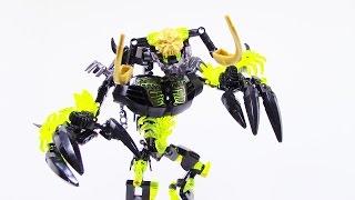 getlinkyoutube.com-Lego Bionicle 2016 Review: Umarak the Destroyer 71316