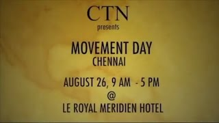 Movement day Chennai - Bishop Dayanandhan, Pas. Vincent Samuel, Bishop Francis