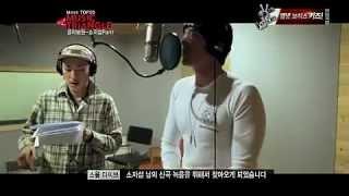 getlinkyoutube.com-So Ji Sub Produces His New Hip Hop Album - Mnet Music Triangle - 2013.01.09
