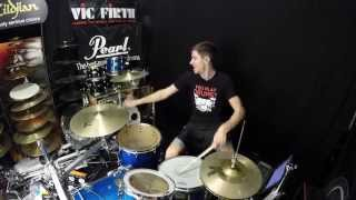 Bruno Mars - Drum Cover - Locked Out Of Heaven