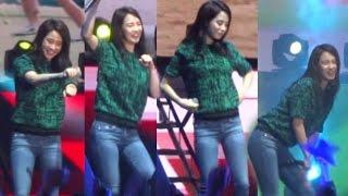 getlinkyoutube.com-[宋智孝香港後援會獨家] 150117 智孝 @ Gangnam Style 騎馬舞 (RM台灣見面會)