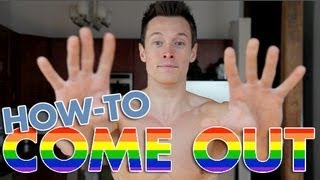 Coming Out of the Closet: Do's and Don'ts.