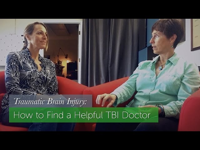 How to Find a Helpful TBI Doctor?