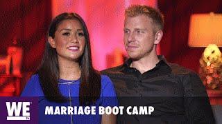getlinkyoutube.com-Sean & Catherine Lowe Bio | Marriage Boot Camp: Reality Stars