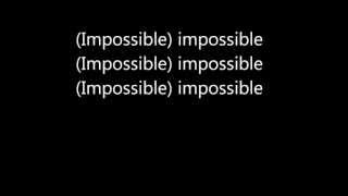 getlinkyoutube.com-James Arthur - Impossible (Lyrics)