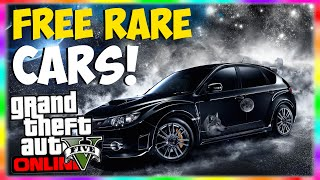 "getlinkyoutube.com-GTA 5 FREE RARE CARS: ""Rare Car Locations Online"" Free Rare Storable Cars! ""GTA 5 Rare Cars Online"""