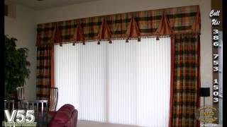 getlinkyoutube.com-VALANCES - Beautiful Custom Window Treatments for Every Room and Window
