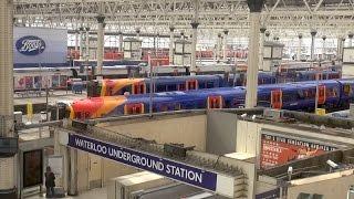 getlinkyoutube.com-Waterloo Station, London