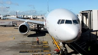 getlinkyoutube.com-[Tripreport]  Chicago O´Hare - London Heathrow - London ✈ American Airlines Boeing 777 + BA A319