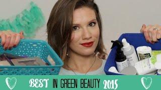 getlinkyoutube.com-2015 Favorites! Best in Green Beauty // Laura's Natural Life