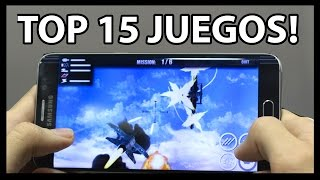 getlinkyoutube.com-Mejores JUEGOS gratis para Android 2016 - EL TOP 15
