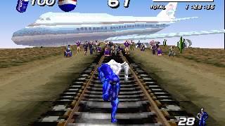 """getlinkyoutube.com-[TAS] PSX Pepsiman: The Running Hero """"100%"""" by N?K in 19:32.45"""