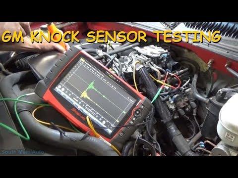 How To Diagnose GM Knock Sensors - P0327 & P0332