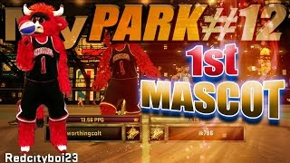 getlinkyoutube.com-NBA 2K15 MyPark THE 1st LEGEND 3 MASCOT @_SooFarGone_ @ScottOGallagher