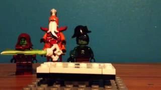 getlinkyoutube.com-Lego Ninjago Skybound custom minifigures review