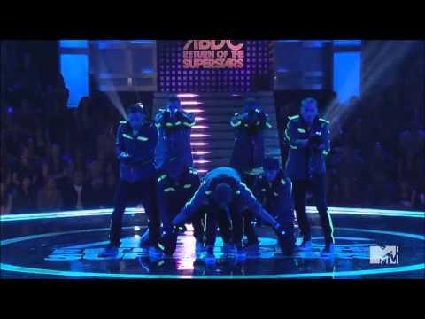 Elektrolytes ABDC S7 Week 9 David Guetta & Gloving Challenge [EmazingLights.com]