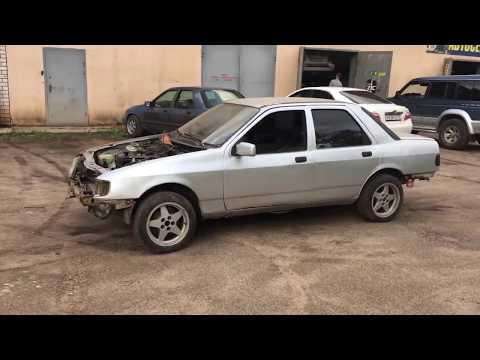 Ford Sierra 2,0 OHC Turbo за 100 тысяч рублей
