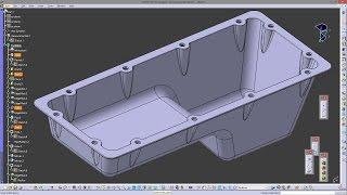 getlinkyoutube.com-CATIA V5 - PART DESIGN - DRAFT ANGLE