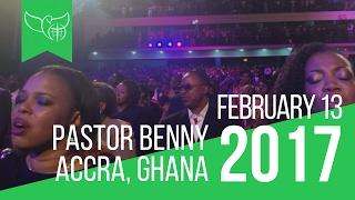 getlinkyoutube.com-Benny Hinn LIVE in Accra, Ghana February 13th, 2017