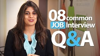 getlinkyoutube.com-08 common Interview question and answers - Job Interview Skills
