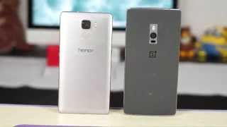 getlinkyoutube.com-Honor 7 Vs OnePlus 2 SmartPhone Comparison - PhoneRadar