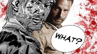 getlinkyoutube.com-WHAT?! Andrew Lincoln Spoiler Tease for 2nd half of Season 6 on The Walking Dead