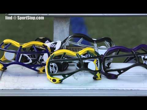 Brine Seeker Lacrosse Eyemasks / Eye Protection - Brand Video