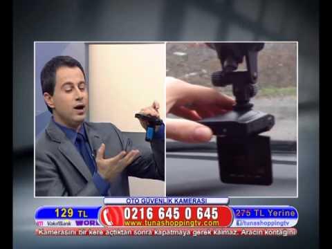 Oto Araç içi Güvenlik Kamerası