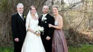 getlinkyoutube.com-cjbfirenza.....Our Wedding.   4/9/11