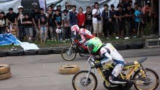 Video Drag Race Mio VS Ninja Pembalap liar