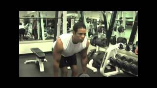 Standing Bent Fly Workouts for Weightlifting & Bodybuilding width=