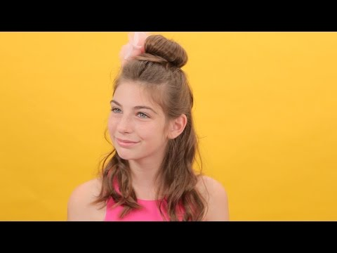 Hair How-To: Disney Princess Belle