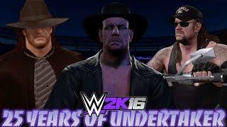 getlinkyoutube.com-WWE 2K16 - 25 Years of The Undertaker