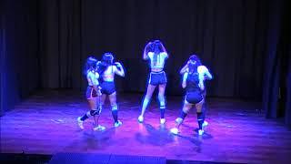 MALAIKA DANCE GRUPO TWERK GALA CARITAS 2017