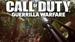 CALL OF DUTY: GUERRILLA WARFARE FOR CALL OF DUTY 2017 (Call of Duty Vietnam 2017)
