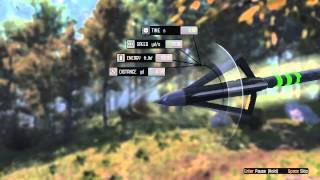 getlinkyoutube.com-Cabela's Big Game Hunter PRO HUNTS - Southeast gameplay - Hunting with bow