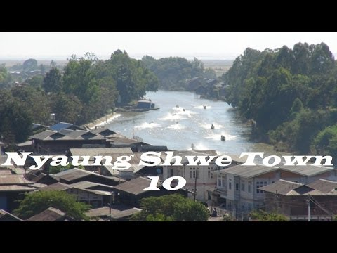 Inle Lake 10 (Nyaung Shwe Town) Part 41